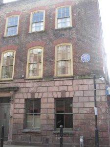 Anna's house (c) Liz Trenow