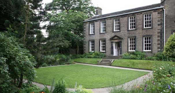 Brontë parsonage museum (c) The Brontë Society