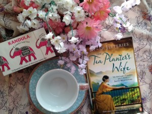 The Tea Planter's Wife at the booktrail