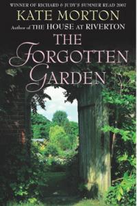 The Forgotten Garden book
