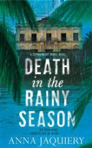 Death in the Rainy Season cover