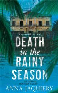 Death in the Rainy Season cover