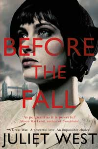 Before the Fall book cover