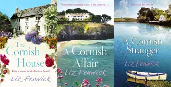 Liz Fenwick's three books