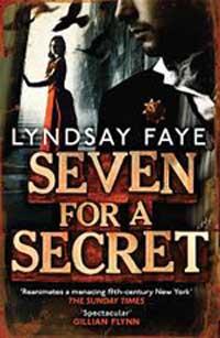 Seven for a Secret book