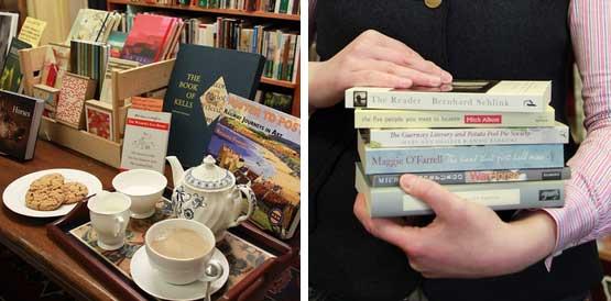 Cogito books and tea