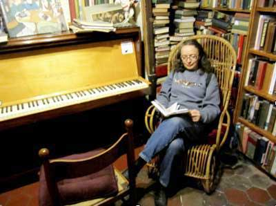 Emma in Shakespeare and Company