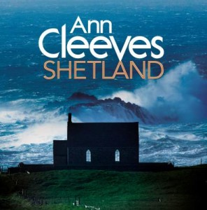 The Shetland photograph of Ann Cleeves