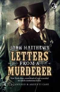 LEtters from a murderer novel
