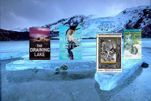 Books set in Iceland