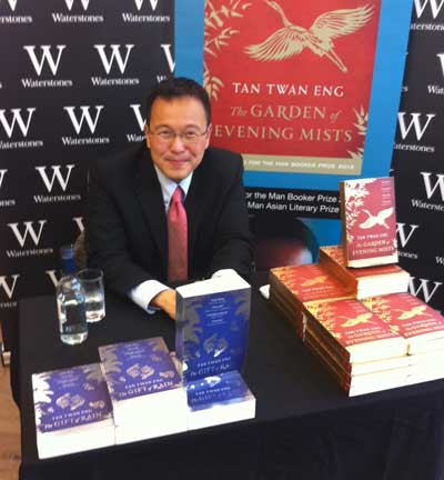 Tan Twan Eng (c) the booktrail