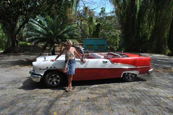 Rosanna Ley in Havana (c) Rosanna Ley