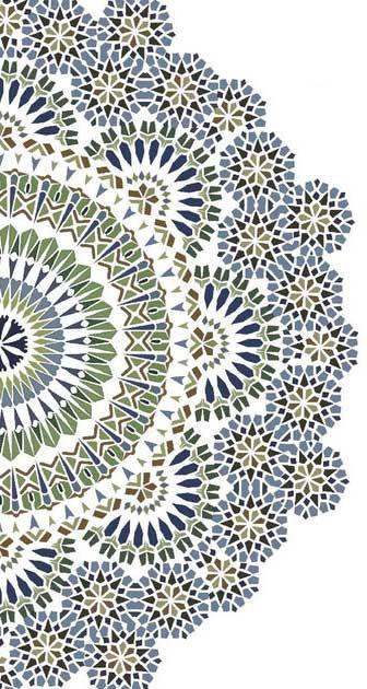 Tapestry pattern