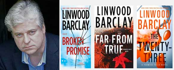 Books – Linwood Barclay