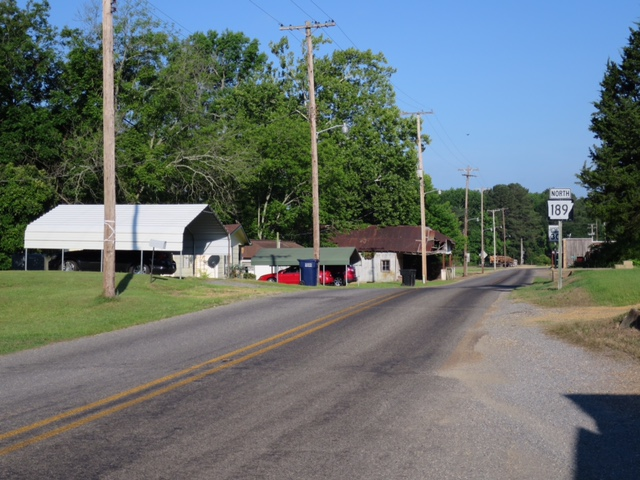 Kingsland, Arkansas - Johnny Cash Birthplace (c) Neil White
