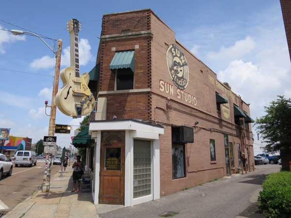 C) -TN - Sun Studio, Memphis (c) Neil White