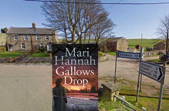 Elsdon , Northumberland Gallows Drop