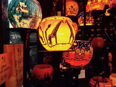 McCall Smith lamp