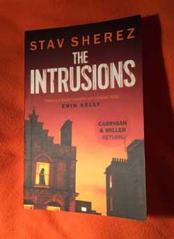 Stav Sherez The Intrusions