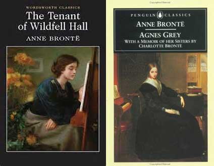 Anne Bronte novels