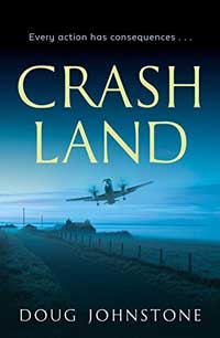 Crash Land- Granite noir