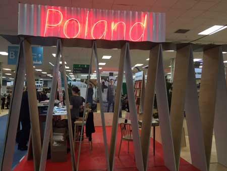Poland London Book Fair