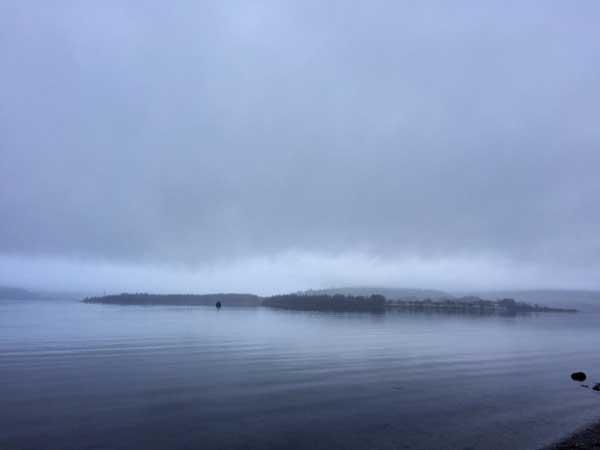 Helensburgh Mist (c) Polly Clark