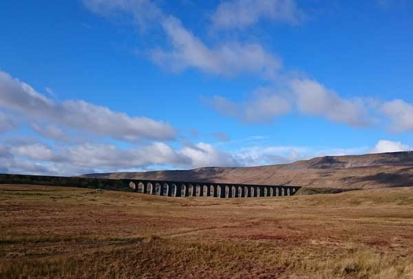 Ribblehead-Viaduct (c) Julia Chapman