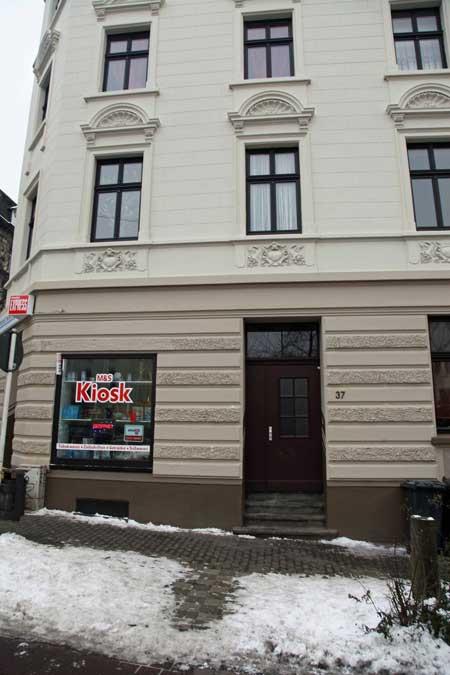 37 Lothringerstrasse (c) Richard Aronowitz