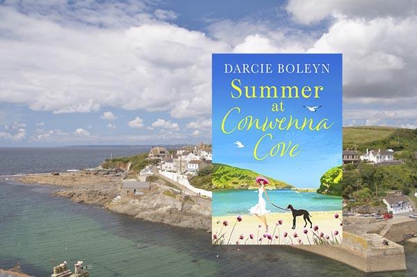 Inspiration for Conwenna Cove - Porthleven (c) Darcie Boleyn