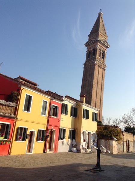 Venice (c) T A Williams