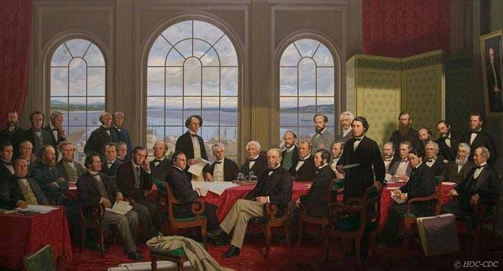 Fathers of Confederation ,(c) Wiki