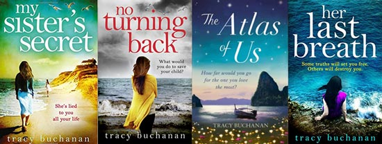 Tracy Buchanan books