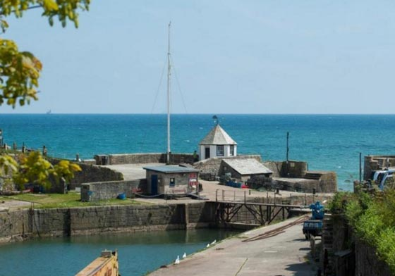 That's not Truro! No t'is Charlestown (c) Visit Cornwall