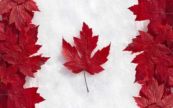 Canada week on the booktrail