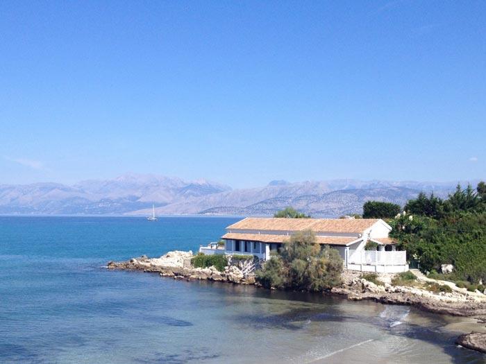 Agios Spyridon (c) Mandy Baggot