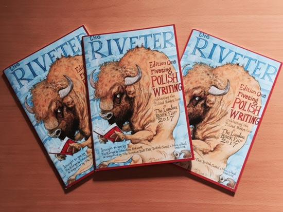 The Riveter magazine