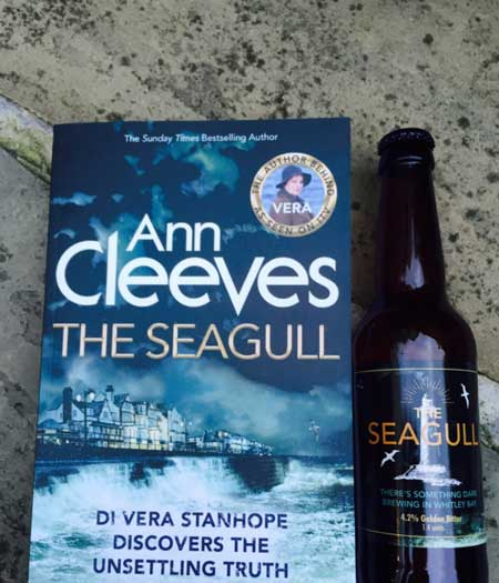 Seagull Beer (c) TheBookTrail