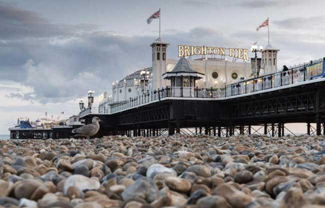 Brighton Pier (c) Visit Brighton