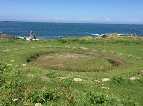 The Fairy Ring, Guernsey (c) Lara Dearman