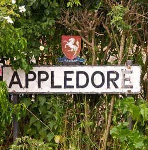 Miss Seeton 's Appledore (c) Wikipedia