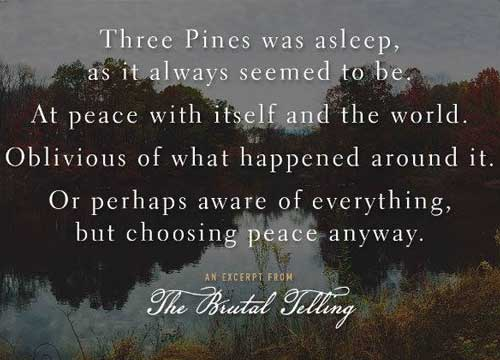 (c) Louise Penny