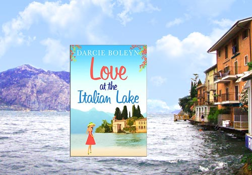 Love at the Italian Lake  (c) Darcie Bolyen