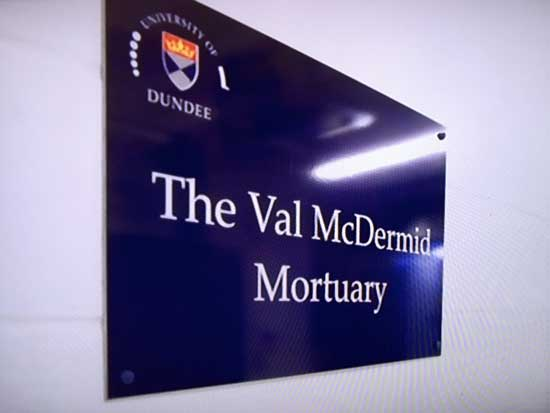 The Val McDermid Mortuary