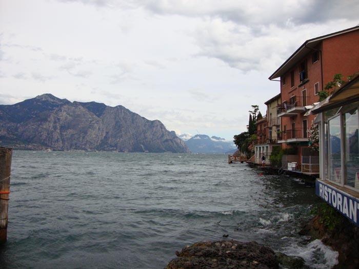 Malcesine Lake  (c) Darcie Bolyen