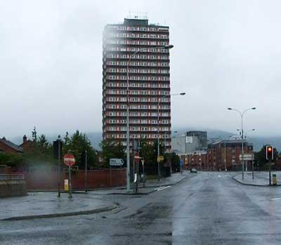 Divis Flats, Belfast