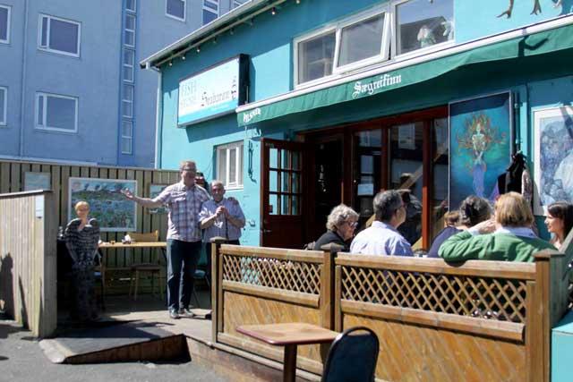Seabaron-fish-restaurant (c) Lilja Sigurðardóttir