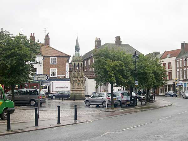 Horncastle (c) Wikipedia