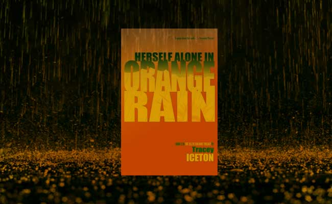 Orange-rain