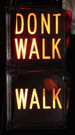 Walk Like you Mean it (c) Spirited Prop Hire
